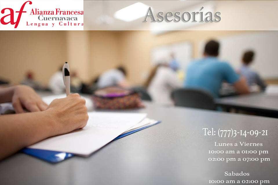Asesorías por profesores certificados