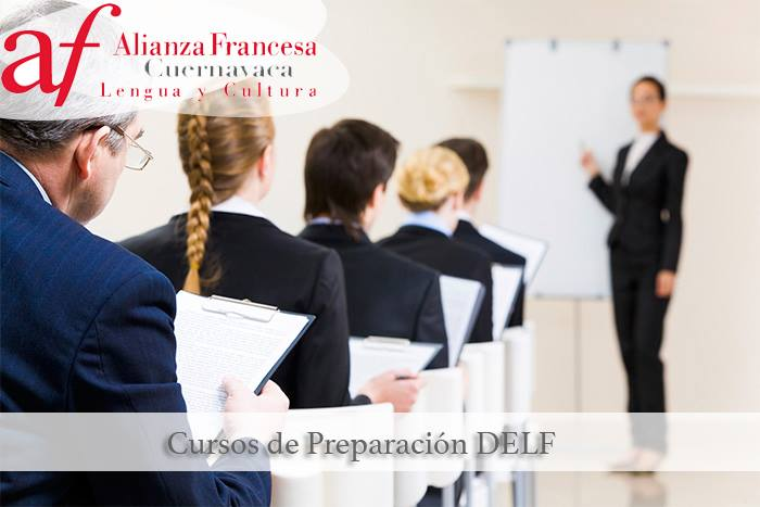 Cursos de preparación DELF/DALF