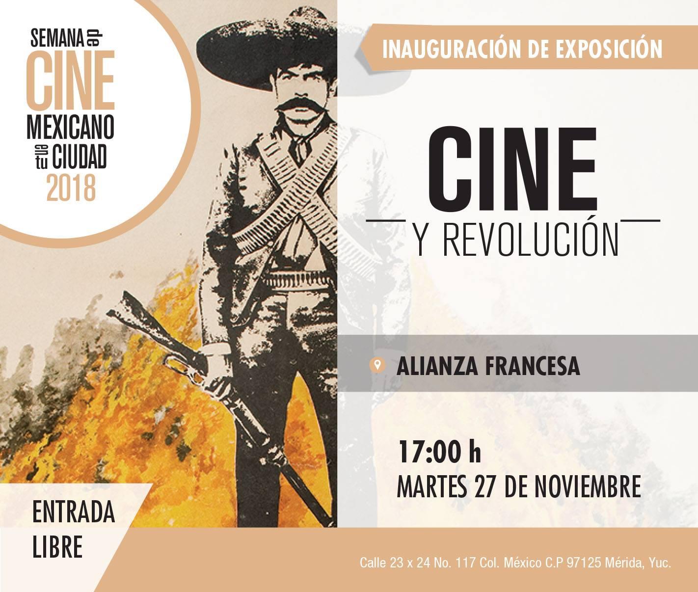 Expo: Cine y revolución