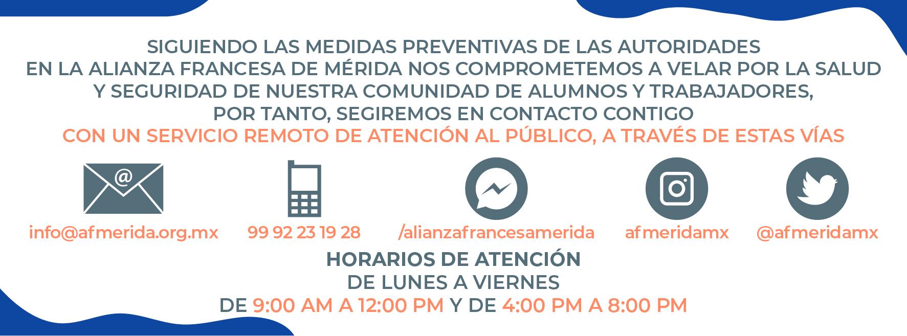 Condiciones generales de venta 2018 – AF Mérida