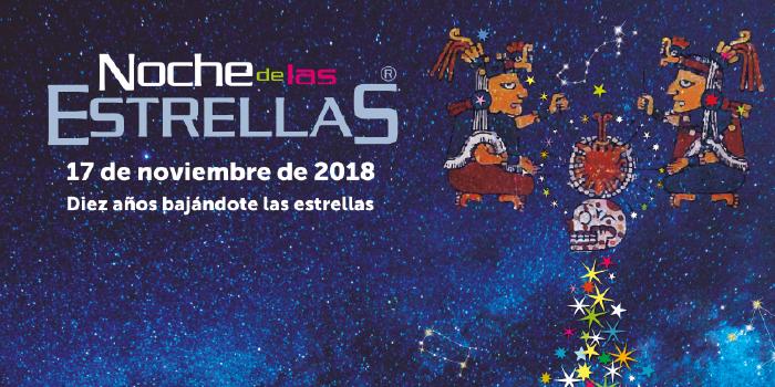 Noche de las estrellas 2018