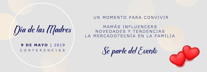 Conferencias del día de las madres por Oxyboo