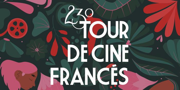 23º Tour de cine francés