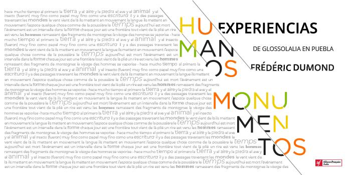 Humanos Monumentos. Experiencias de glossolalia en Puebla