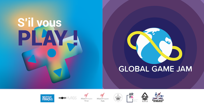 S'ilvous play! & Global Game Jam