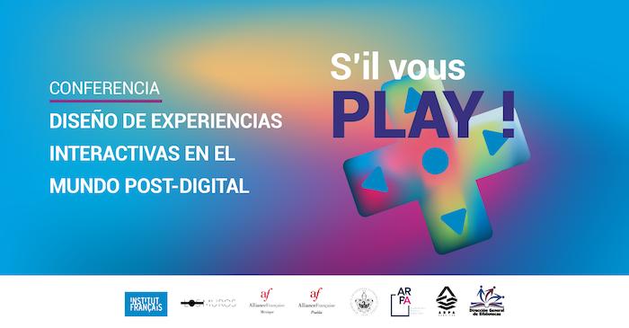 Conferencia diseño de experiencias interactivas en el mundo post-digital