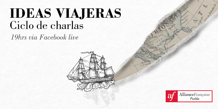 Charlas: Ideas Viajeras
