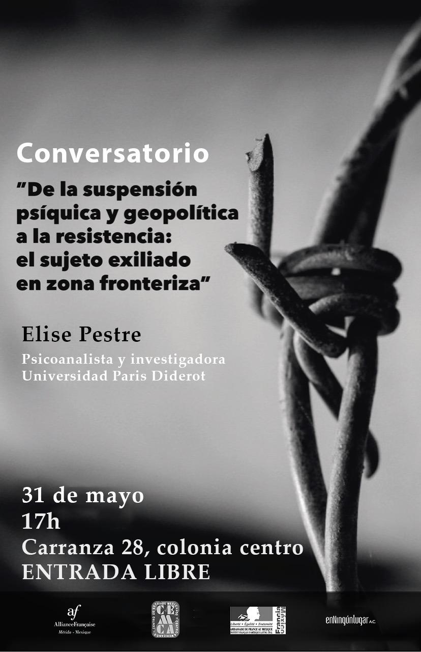 Conversatorio con Elise Pestre