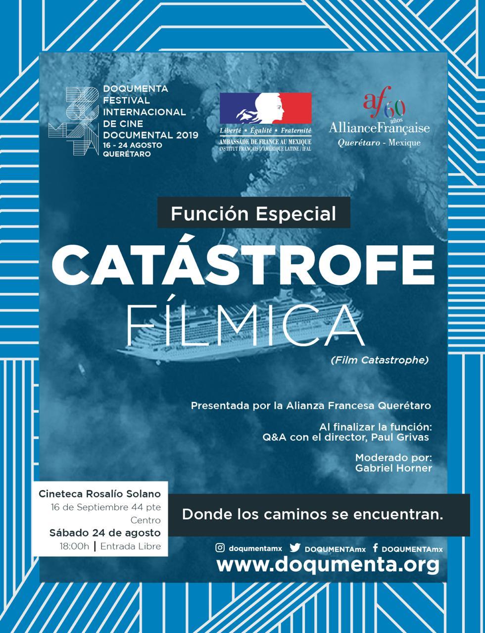 Film Catastrophe – Festival DOQUMENTA
