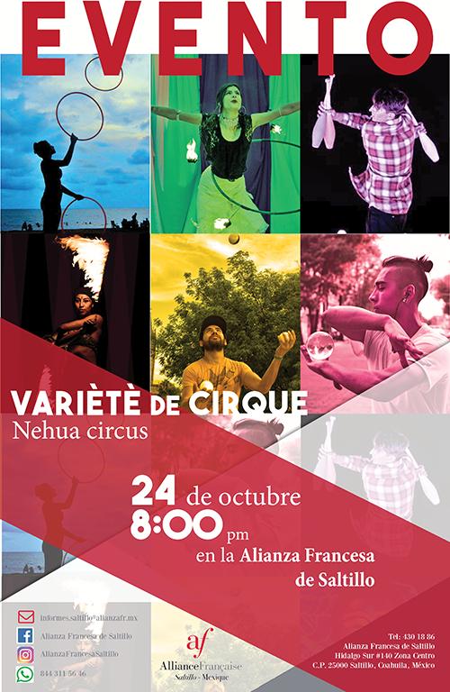 Variètè de cirque