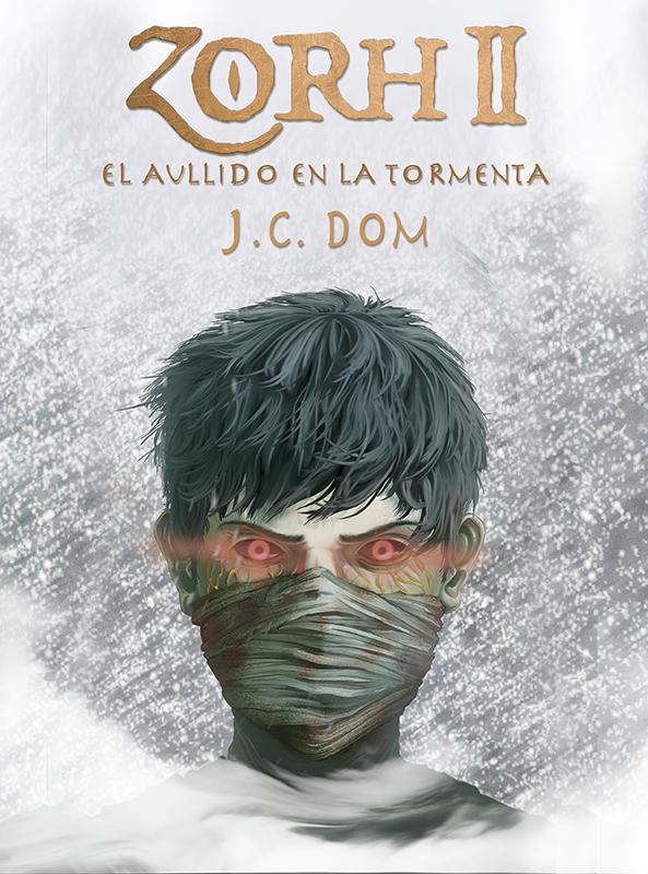 """Presentación del libro """"Zorh II, el aullido en la tormenta"""""""