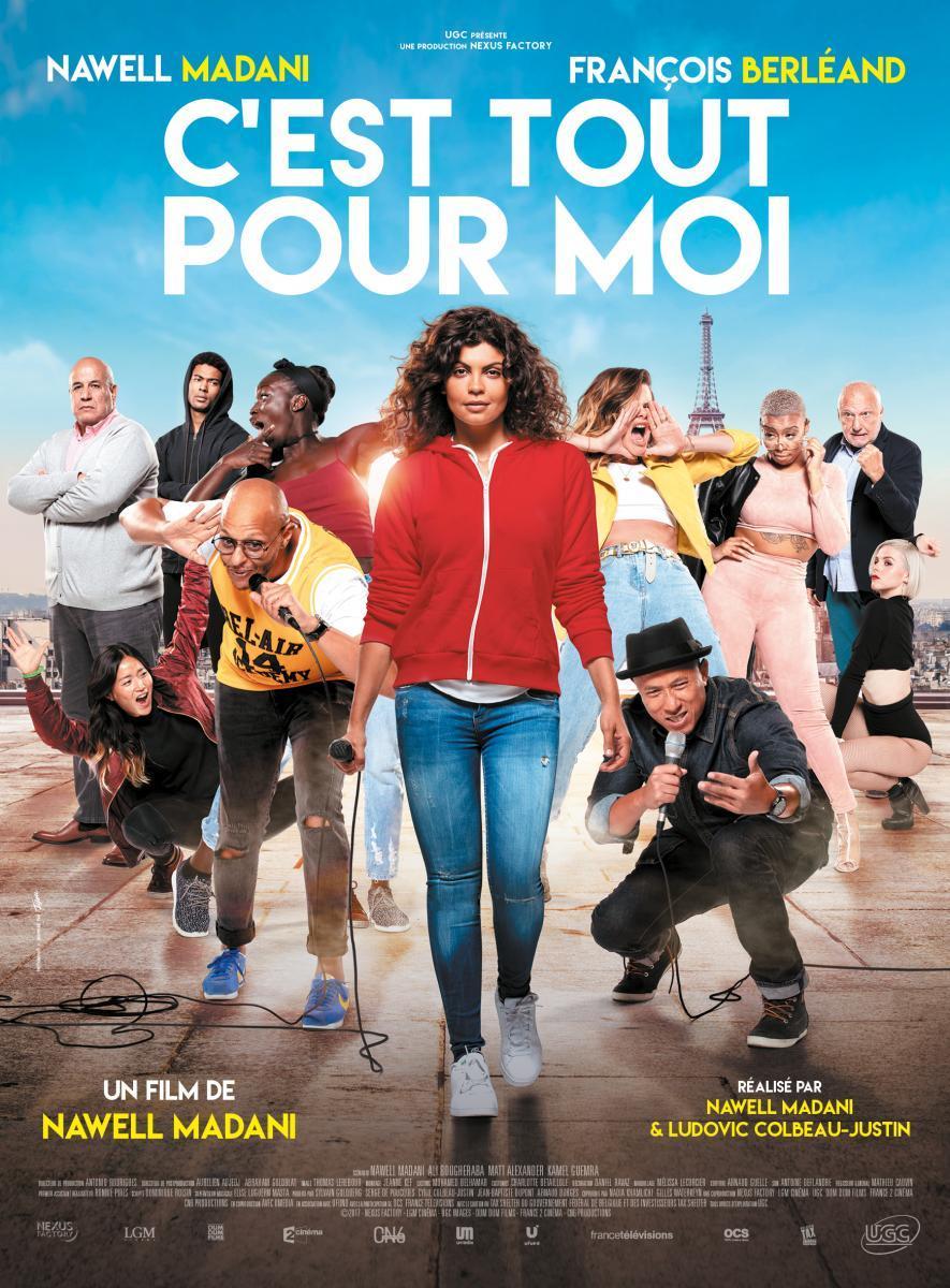 Ciné Club Francés – C'est tout pour moi