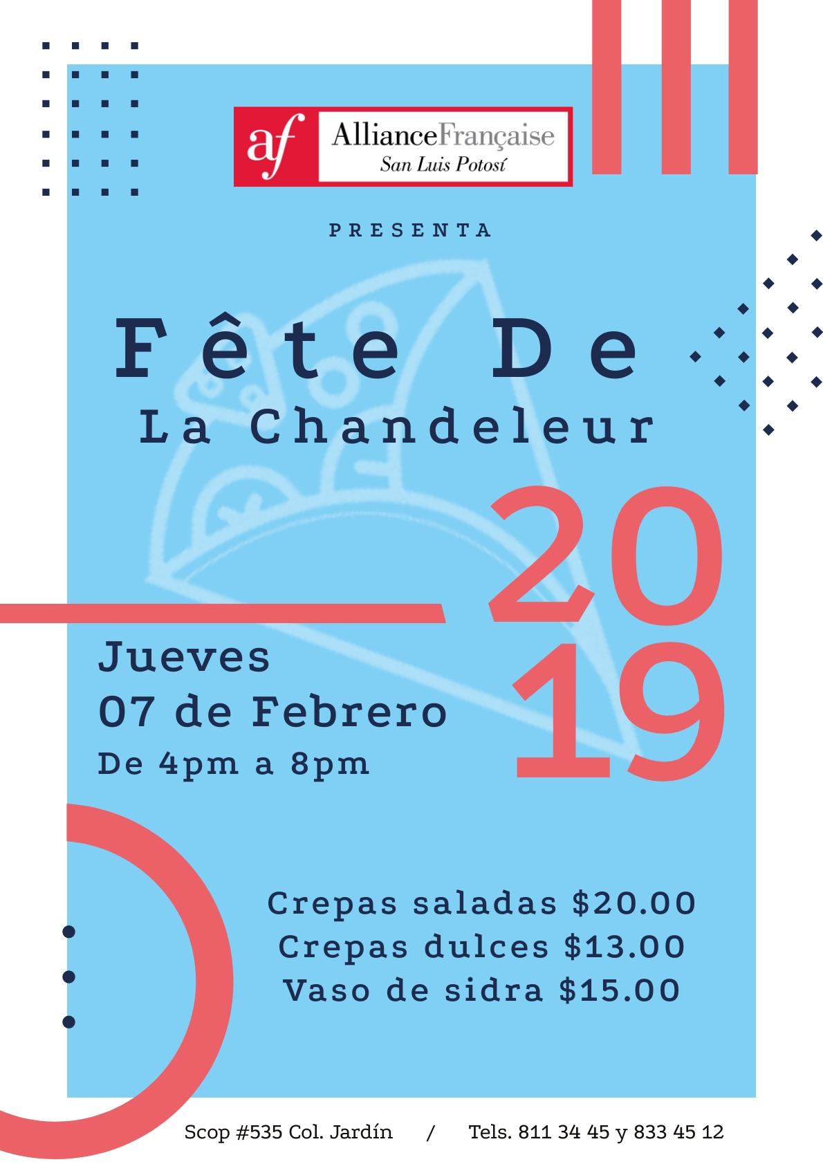 Fête de la Chandeleur  2019