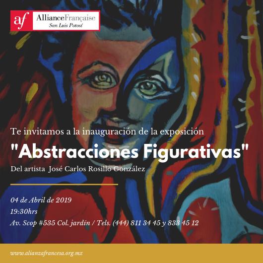 Exposición Abstracciones Figurativas