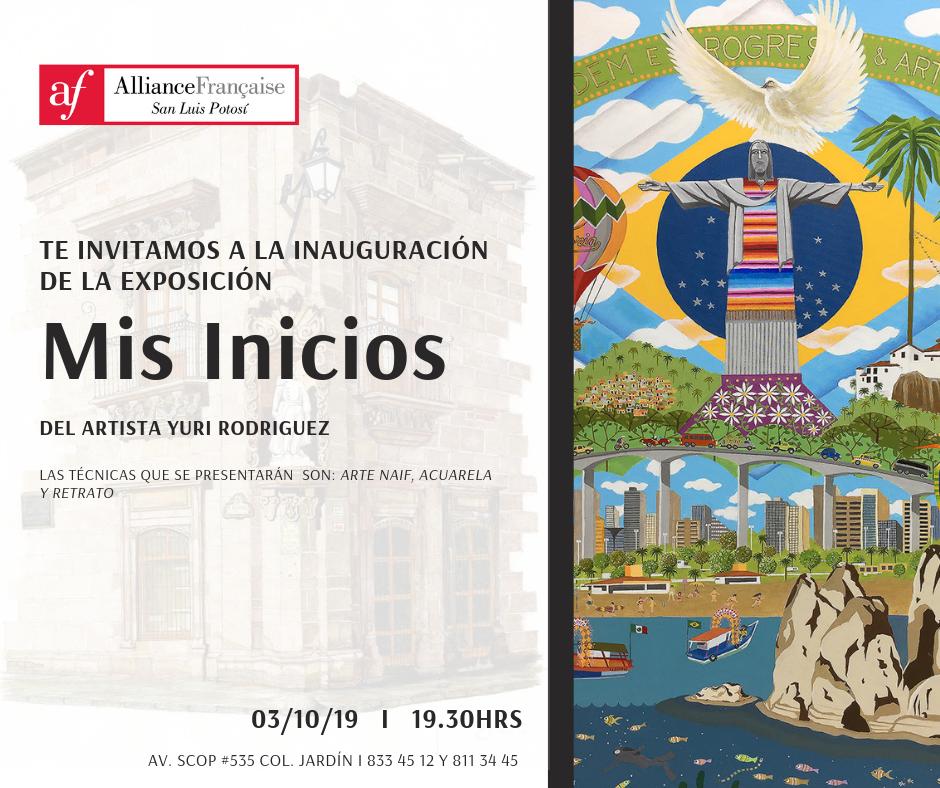 Mis Inicios de Yuri Rodríguez