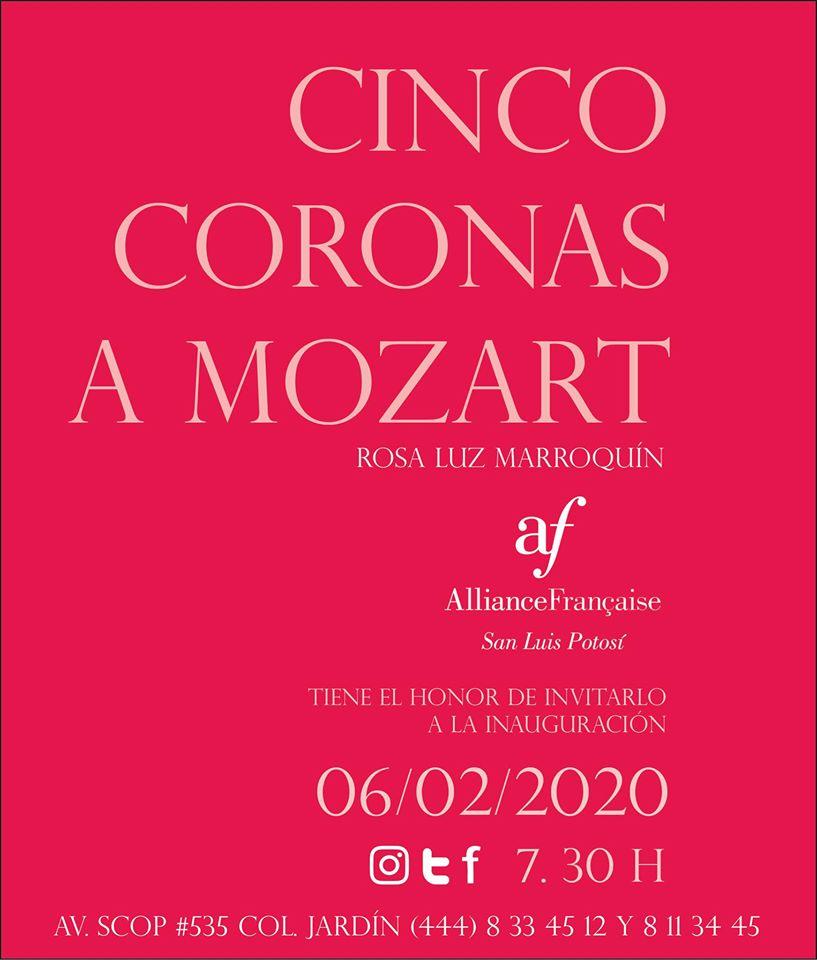 Cinco Coronas a Mozart