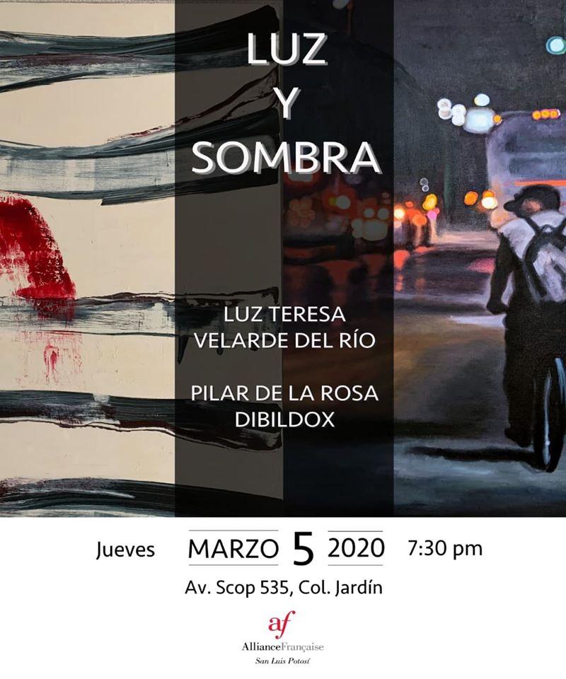 Inauguración de la exposición  Luz Y Sombra