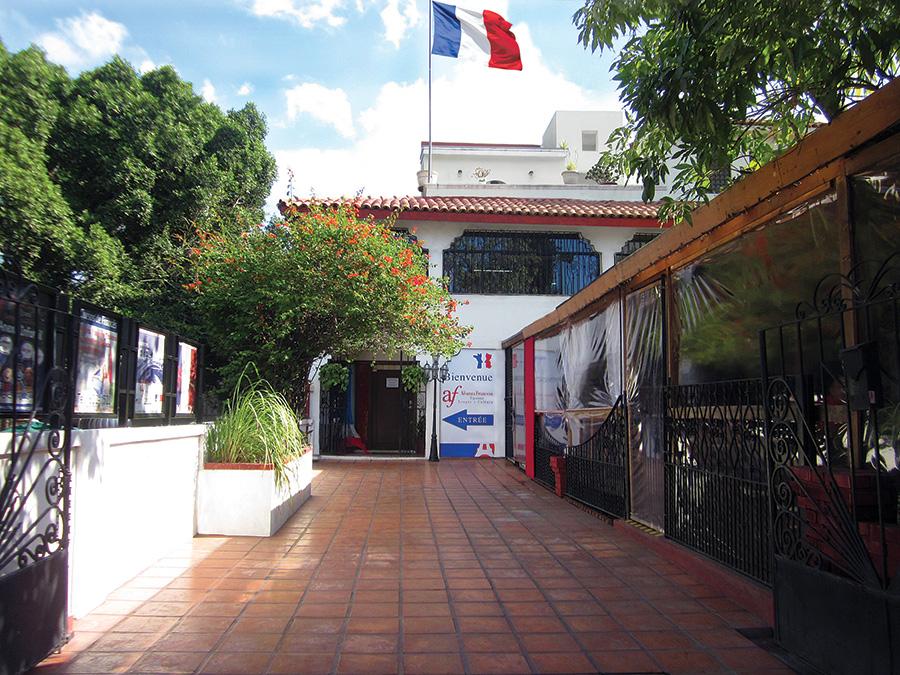 Alianza Francesa Tijuana