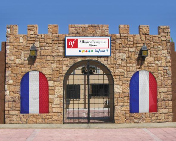 Anexo Infantil de la Alianza Francesa Tijuana