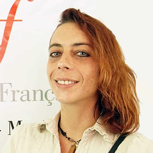 Coralie Navarro-Mendez