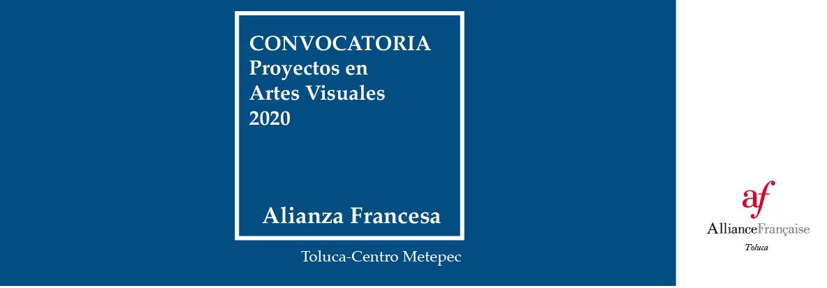 Convocatoria artes visuales 2020