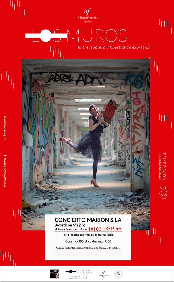 Concierto de Marion Sila
