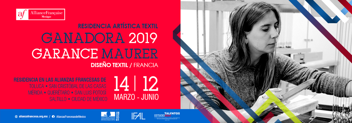 Residencia Artística Textil 2019