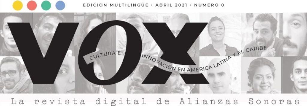 Vox – La revista de Alianzas Sonoras