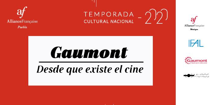 Gaumont: desde que existe el cine