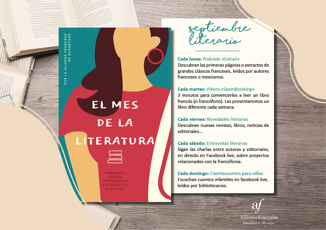 Septiembre Literario