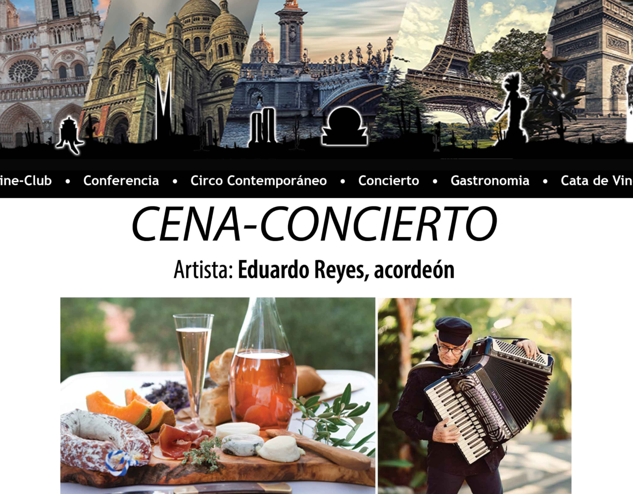 Cena-Concierto
