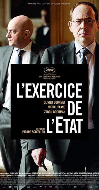 Cine-Club en la Alianza Francesa: L'EXERCICE DE L'ÉTAT