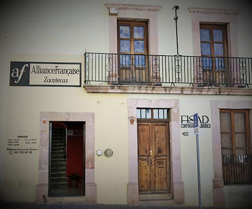 Alianza Francesa de Zacatecas